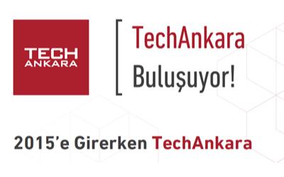 TechAnkara Proje Pazarı'ndaydık!