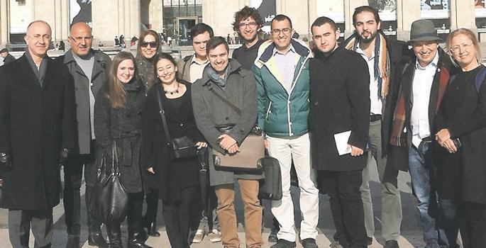 Startup Weekend Ermenistan'daydık!