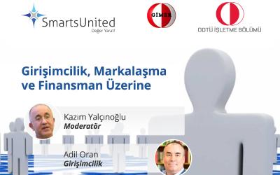 Ankara'da Girişimcilik, Markalaşma ve Finansman Rüzgarı Esti