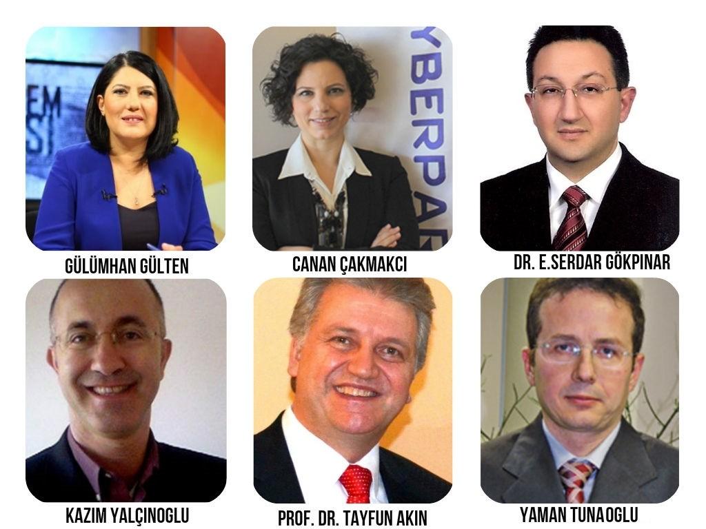 Tech Ankara 2014 Konuşmacılar