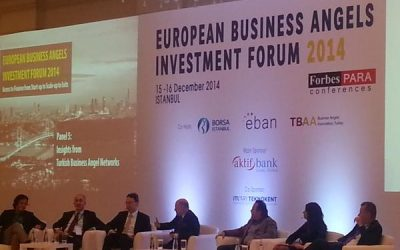 European Business Angels Investment Forum (EBAF) 2014