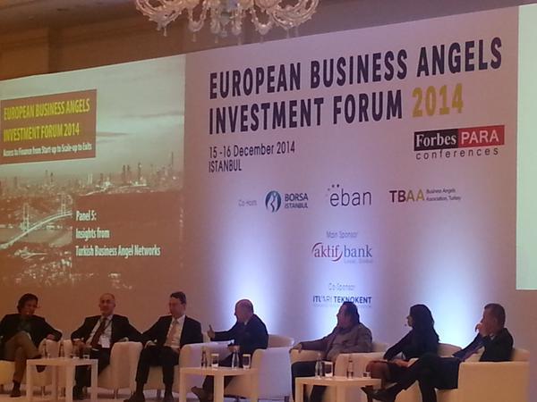 European Business Angels Investment Forum (EBAF) 2014