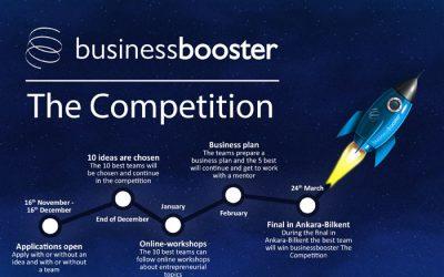 SmartsUnited businessbooster The Competition Jürisindeydi